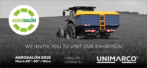 Invitation to the exhibition Agrosalon 2019