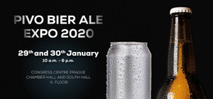 Invitation to the exhibition Pivo Bier Ale EXPO 2020