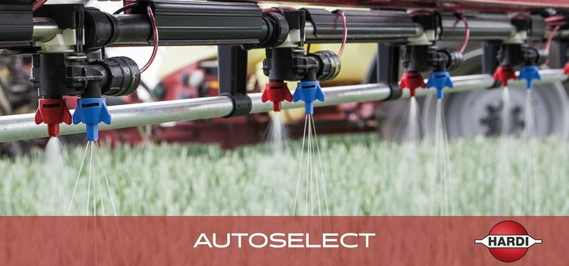 AutoSelect gives increased flexibility