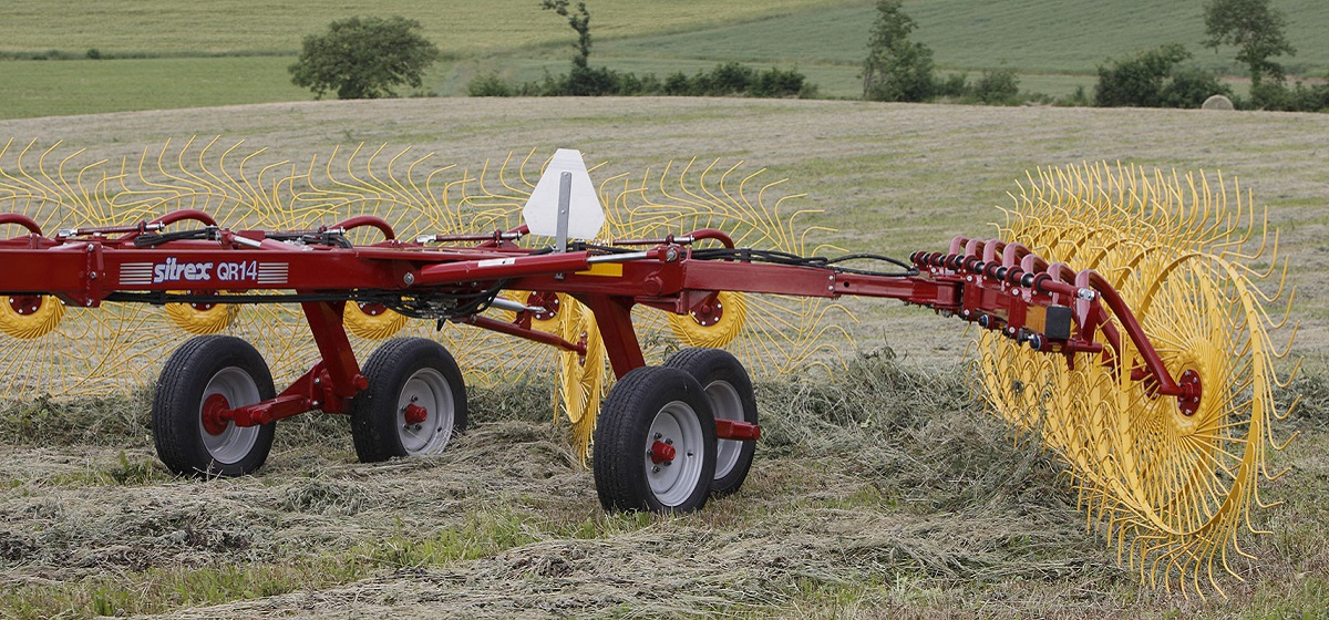 Hay and forage tools Sitrex | UNIMARCO a s